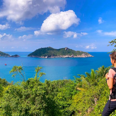 Koh Tao Hiking Tour - Laem Nam Tok