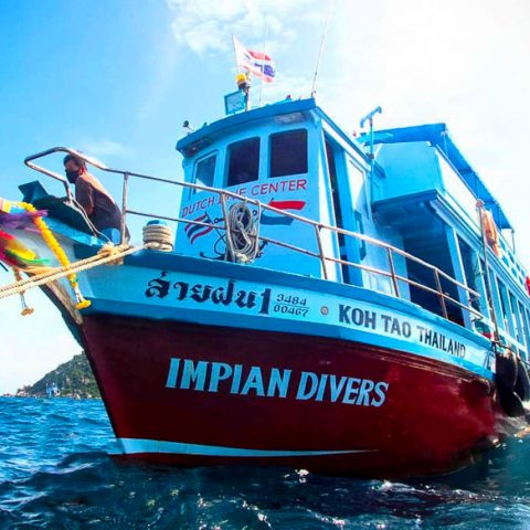 Impian Divers, Koh Tao Dive School